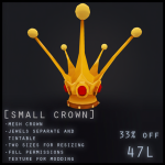 small crown [europa]