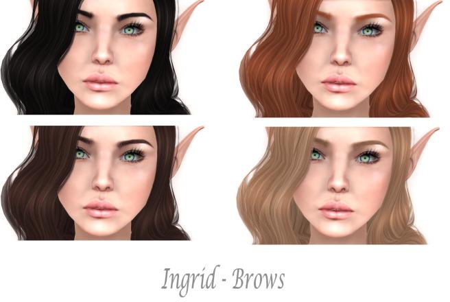 Ingrid Brows