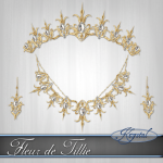 Fleur de Tillie - Princess Set - Gold