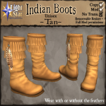 _LightStar-IndianBoots-Tan