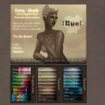 .{Rue}. WLRP Blogger Preview OCTOBER