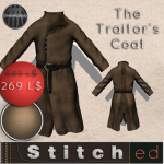 [S] The Traitor's Coat _ we _3 rp