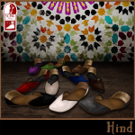 . a i s l i n g. HIND SlinkFlatFeet Add-on