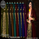 Apsara - Regina Dress ( All Colors)