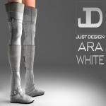 ara white