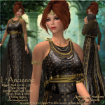 {AS} Arwen's Creations - WLRP L'Ancienne ~ Myth 512