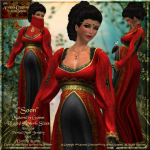 {AS} Arwen's Creations - WLRP Soon ~ Red Black 512