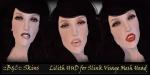 __B&C__ Lilith HUD Slink Visage Preview