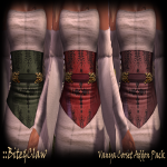 __B&C__ Vanya Corset Add-ons for WLRP