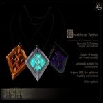 Eldritch - Khordaldrum Pendant (1)