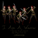 EP - I Am A Warrior