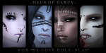 Haus of Darcy for We Love Role-Play