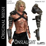 RS Onslaught Armor Set