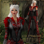 {AS} The Mirkwood ~ Black Red Silver WLRP June 2014