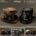 Eudora 3D Steampunk Dynamite Hat Main FATPACK