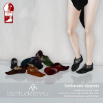 lassitude & ennui Saltarello slippers for We _3 RP June 2014