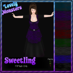 !Lovely Monsters! Sweetling WE _3 RP