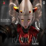 RavRav horns vendor ad .__Cubic Cherry Kre-ations_..