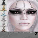 X-Animations Face Chain 8 Classico