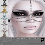 X-Animations Face Chain W Classico