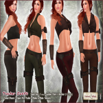 Velvet Whip - AD Tracker Outfit All Colors
