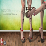 wooden platforms vendor ad  .__cubic cherry kre-ations__..