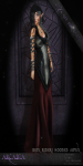 .Arcadia. Iron Riders Hooded Gowns We_3RP