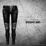 DRIFT ADVERT-Apocolypse Pants