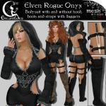 _LE_ Elven Rogue Onyx