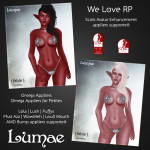 Lumae - We Love Roleplay - September FIXED