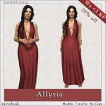 [Stitched] Allyria AD