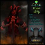 2014 HornsoftheDeep - Warrior
