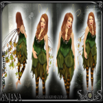 Anjana Green Outfit - Sweet Lies jpg