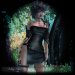 .Arcadia. Ogham Maille Outfit