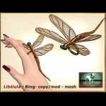 Bliensen - Libelula - Ring Ad