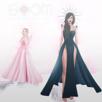 _BOOM_ Angelic (Angle of Gown_Aranel's Wings_Divinity Halo)