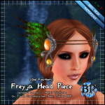 BP - Freyja Head PIece - Owl