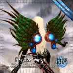 BP - Freyja Wings - Owl