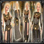 Brienne Gray Outfit - Sweet Lies jpg