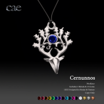 Cae - Cernunnos Necklace