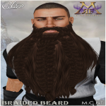 _Calico_ Braided Beard MRF