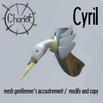 cyril ad