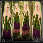 Dorothe Golder Outfit - Sweet Lies jpg