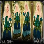 Dorothea Teal Outfit - Sweet Lies jpg
