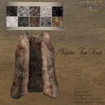 DRIFT ADVERT-Ygritte Fur Vest
