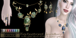 Eclectica 'Enchantment' Jewellery-mountain rocks