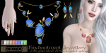 Eclectica 'Enchantment' Jewellery-river pebbles