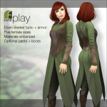 FATEplay - Surie Min - Emerald