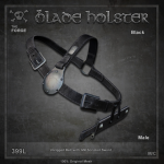 Forge Blade Holster Black