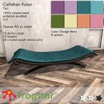 Frogstar - Callahan Futon Poster (Tan)